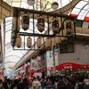 大阪 黒門市場に行ってみました。