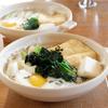 MEISTER HAND のSOUP PAN で鍋焼きうどん/マイスターハンドのスープパン