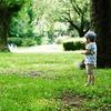 午前中の涼しい時間に小金井公園を散策する