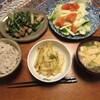 豚肉とニラの炒め物