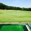 今日は久しぶりに、ゴルフ練習!