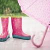 傘をささなくても大丈夫。2歳〜3歳、1年使って手放せない・人とかぶらないレイングッズ