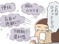 快便の私が便秘?「これはひょっとして…!?」2人目の勘がピーーーーン! by石塚ワカメ