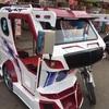 ダバオのトライシクルは供給過多