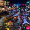 タイ王国に住む⑦アンパワー水上マーケットへ週末プチトリップ!