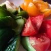 旬の生野菜と食品ロス