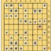 将棋ウォーズ初段の将棋日記49 右四間飛車 VS 四間飛車