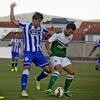 初勝利/ プレシーズンマッチ第3戦 Racing de Ferrol - Deportivo la Coruña