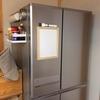 100均リメイクDIY!木製フレームのホワイトボード作り 冷蔵庫のストック管理に