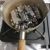 【スラッグのリロード】 鍋で鋳造編