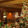 椿山荘でクリスマスパーティ