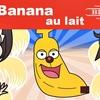 【BI-SO・リキッド】Banana au lait をもらいました