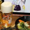 「たくのみ。ジョッキ&コースターセット」が届いたからヱビスビールで乾杯する