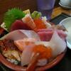 お寿司を食べにいく