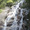 NO.3296-B 比良獅子ヶ谷 楊梅の滝に登って遊ぶ