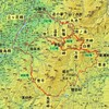 長野市周辺サイクリングMAP NO.2 渋峠アタックルート