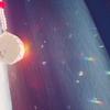 お部屋に七色の光と幸せ呼び込む【サンキャッチャー】が人気。