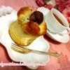 【紅茶とパンの美味しいペアリング】ホテルのデリで見つけた焼き栗とゴルゴンゾーラ