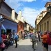 ハンガリー&チェコ旅「中欧をめぐる旅!見どころ満載のプラハ城!城内をさ迷って」