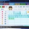 仁藤投手、引退する(パワプロ2018マイライフ・27年目)