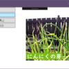 画像ぼかし処理、普通のぼかし処理では画像によってイマイチな結果になる