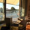 パリのオルセー美術館で夕食を楽しむ