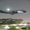 成田空港定点観測 2021-04-24 夜
