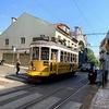【リスボン】トラム28番線で終点まで行ってみました〜Carris Elétrico 28E(動画あり)
