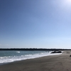 2018/10/29 春野漁港脇のサーフ 12:00-15:00 ショアジギング フラットフィッシュ