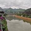 貴州省週末一人旅 中国の国酒「マオタイ酒」の故郷 茅台鎮観光