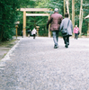 お伊勢参り(フィルム写真)