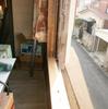 サッシ取付1(古い木製建具の交換03)