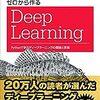 素人が『ゼロから作るDeep Learning 』を読んでみた。