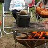 グリーンパークふきわれで初めての飯ごう炊飯