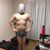 【裸画像あり】第4回月一報告!  痩せてるけどトレーニングを再開します!