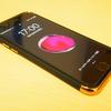 iPhone7と同じ材質の皮膜処理アルミニウムを使用!ブラックと一体感抜群のケース!