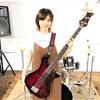 ザ・コインロッカーズ 松本璃奈さん特注カラーのDIVER-BASSが完成!お披露目&お渡し会!