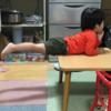 ケガをすると「本人による再現」をする息子、娘の人見知りと目潰し - 年子育児日記(2歳4ヶ月,0歳10ヶ月)