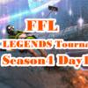 FFL APEX LEGENDS Tournaments Season4・Day1 結果速報&まとめ