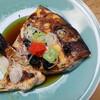 「鯛ふじ」にて 鯛のカブト焼きから鯛茶漬けで〆る素晴らしい夜 / RICOH GR