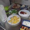 幸運な病のレシピ( 417 )朝:弁当セット