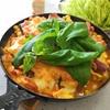 【1食209円】合鴨ロースひよこ豆ピザの自炊レシピ