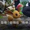 ポケGO日記(35)新機能『相棒と冒険』がもうすぐ実装(=゚ω゚)ノ遊ぶ機能やおやつのポフィンがあげられる!!