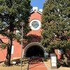 文京区「成瀬記念館」へ、日本女子大学目白キャンパス内