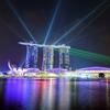 シンガポールにて...