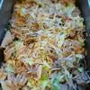 豚肉と野菜の粒マスタード醤油ソテー
