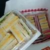 差し入れ vol.2 まるさんちのサンドイッチ