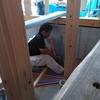 新築アパートの工事 水道工事