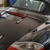 車 ボディコーティング ポルシェ/BoxterS ボディ磨き+フッ素樹脂結合系コーティング+硬化系オーバーコーティング