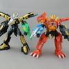 真可動合体 獣電竜2
